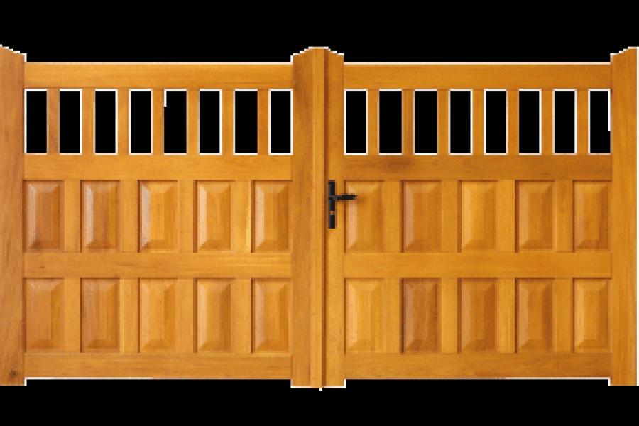 Menuiserie extérieure et fermeture : portail