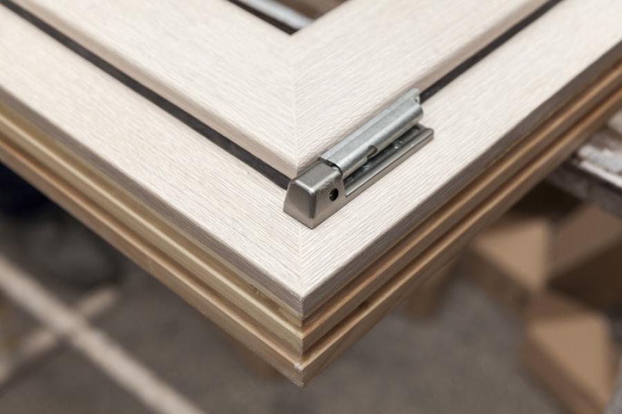 Menuiserie extérieure et fermeture : menuiserie bois